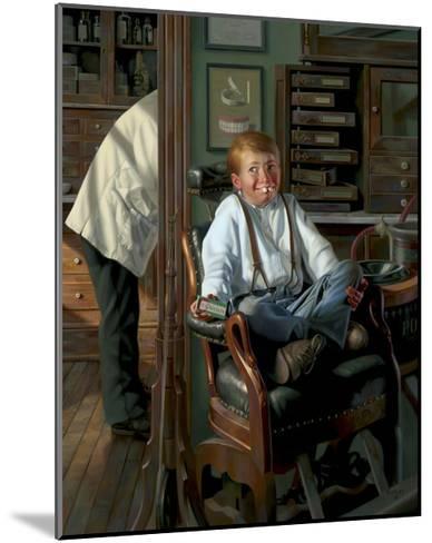 Incisor Surpriser-Bob Byerley-Mounted Giclee Print