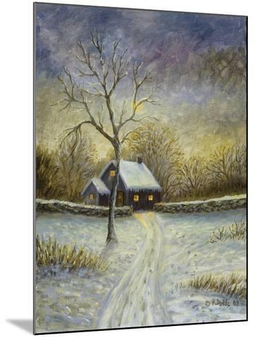 Light from Within-Kevin Dodds-Mounted Giclee Print