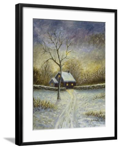 Light from Within-Kevin Dodds-Framed Art Print