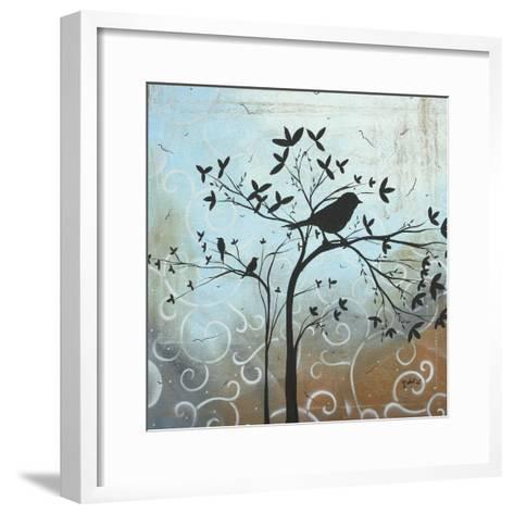 Melodic Dreams-Megan Aroon Duncanson-Framed Art Print