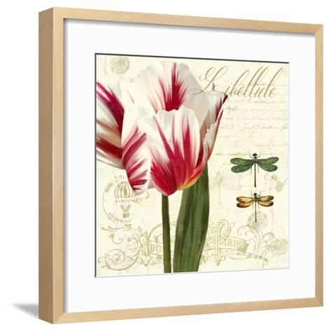 Natural History Sketchbook I-Tina Lavoie-Framed Art Print