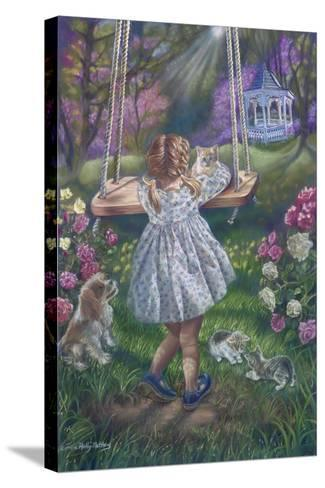 Memories of the Heart-Tricia Reilly-Matthews-Stretched Canvas Print