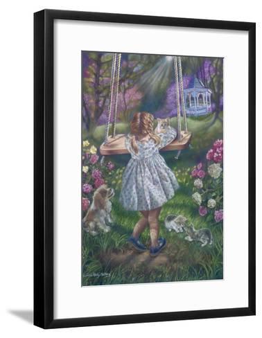 Memories of the Heart-Tricia Reilly-Matthews-Framed Art Print