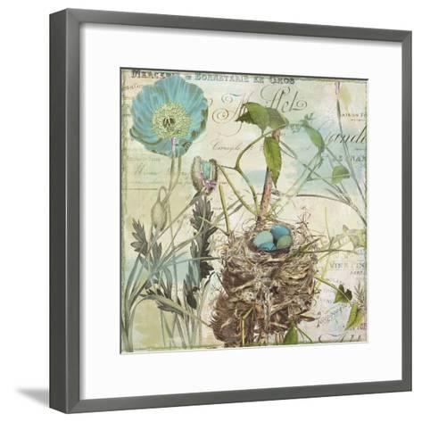 Nesting I--Framed Art Print