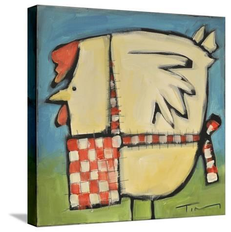 Mother Hen-Tim Nyberg-Stretched Canvas Print