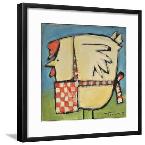 Mother Hen-Tim Nyberg-Framed Art Print