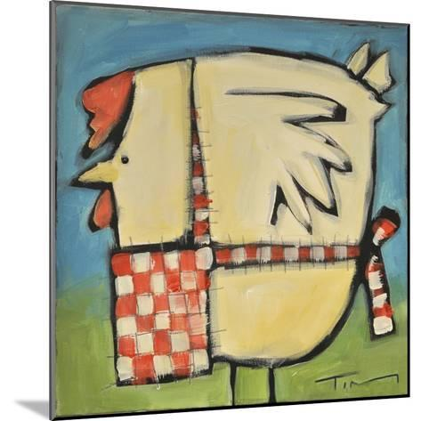 Mother Hen-Tim Nyberg-Mounted Giclee Print
