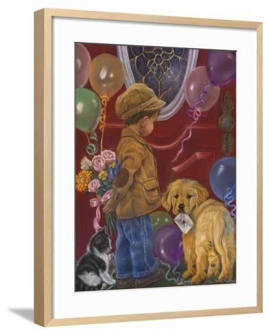 Just for You-Tricia Reilly-Matthews-Framed Art Print