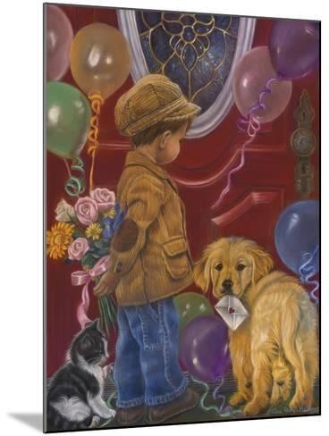 Just for You-Tricia Reilly-Matthews-Mounted Giclee Print