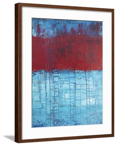 Lithoshpere LXXVI-Hilary Winfield-Framed Art Print