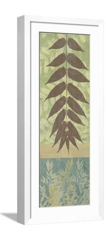 Leaves II-Erin Clark-Framed Art Print