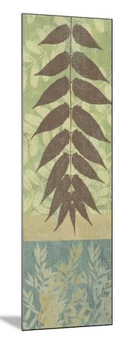 Leaves II-Erin Clark-Mounted Giclee Print
