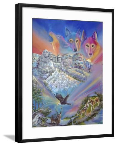 Ray of Light-Sue Clyne-Framed Art Print