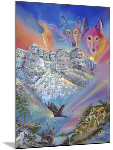 Ray of Light-Sue Clyne-Mounted Giclee Print