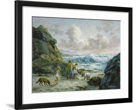 Once Upon a Time-Nicky Boehme-Framed Art Print