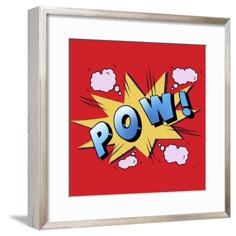 Pow-Mark Ashkenazi-Framed Art Print