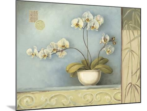 Orchid Spa 1-Lisa Audit-Mounted Giclee Print