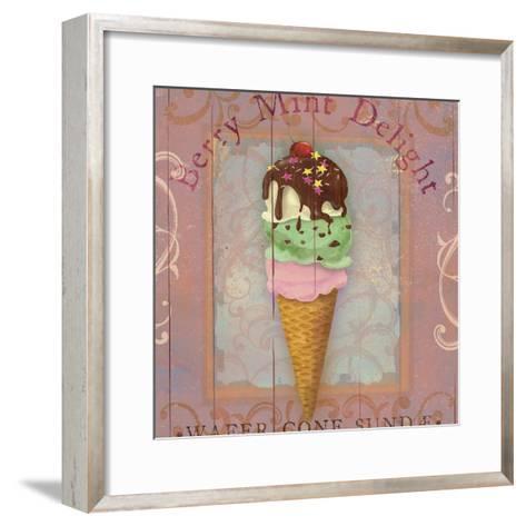 Parlor Ice Cream II-Fiona Stokes-Gilbert-Framed Art Print