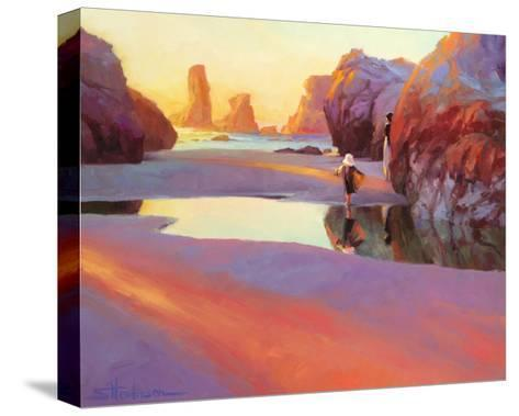 Reflection-Steve Henderson-Stretched Canvas Print