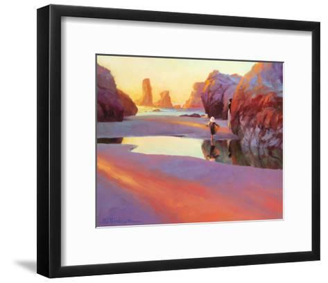 Reflection-Steve Henderson-Framed Art Print