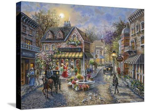 Rememberance-Nicky Boehme-Stretched Canvas Print