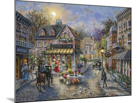 Rememberance-Nicky Boehme-Mounted Giclee Print