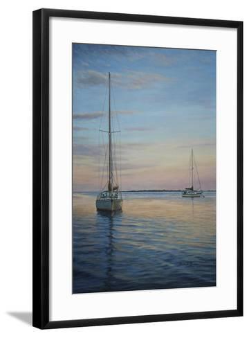 Restful Sails-Bruce Dumas-Framed Art Print