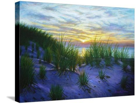 Race Point Dune Sunset-Bruce Dumas-Stretched Canvas Print