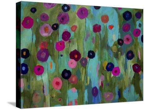 Time to Bloom-Carrie Schmitt-Stretched Canvas Print