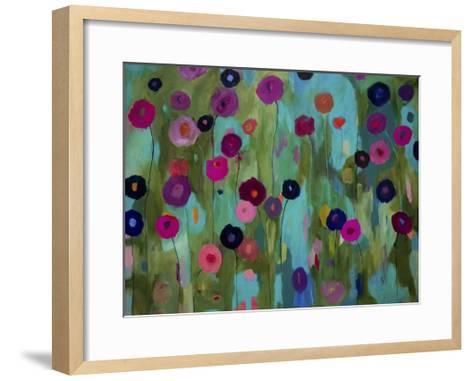 Time to Bloom-Carrie Schmitt-Framed Art Print