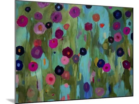 Time to Bloom-Carrie Schmitt-Mounted Giclee Print