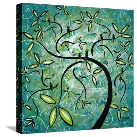 Spring Shine-Megan Aroon Duncanson-Stretched Canvas Print