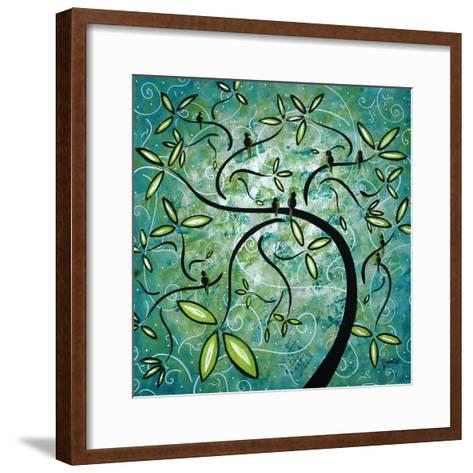 Spring Shine-Megan Aroon Duncanson-Framed Art Print