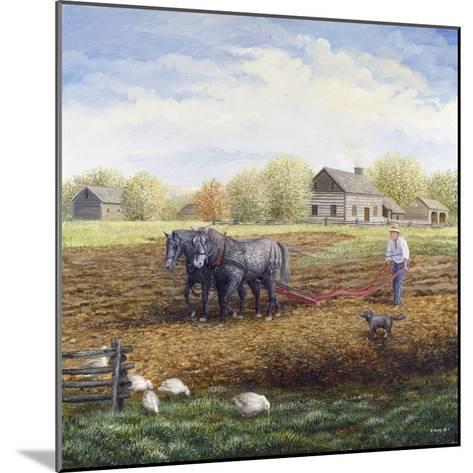 The Land Provides-Kevin Dodds-Mounted Giclee Print