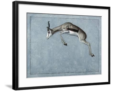 Springbok-James W. Johnson-Framed Art Print