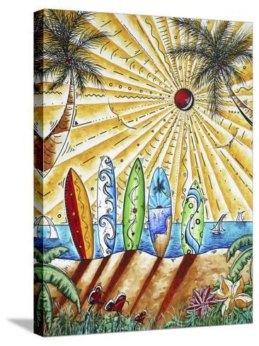 Summer Break-Megan Aroon Duncanson-Stretched Canvas Print