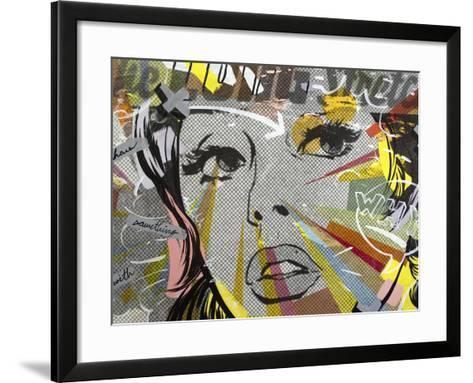 The Long Stretch-Dan Monteavaro-Framed Art Print