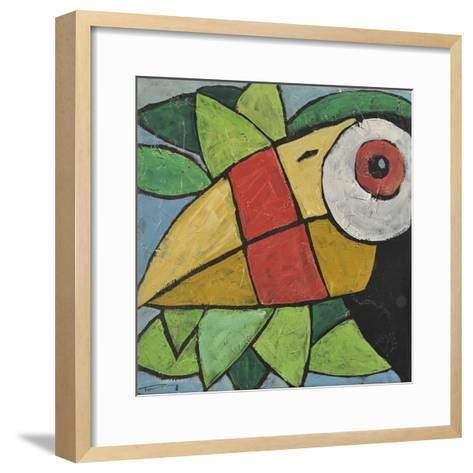 Toucan-Tim Nyberg-Framed Art Print