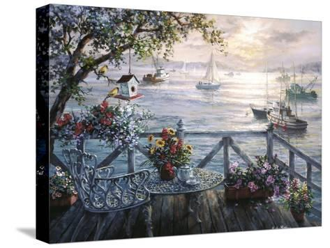 Treasures of the Sea-Nicky Boehme-Stretched Canvas Print