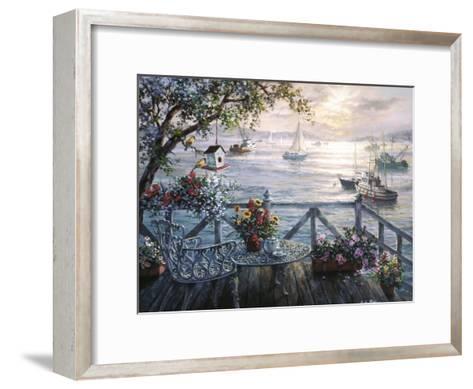 Treasures of the Sea-Nicky Boehme-Framed Art Print