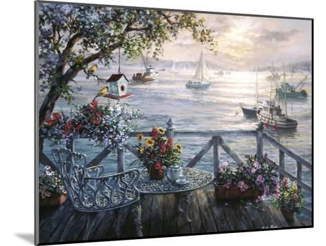 Treasures of the Sea-Nicky Boehme-Mounted Giclee Print