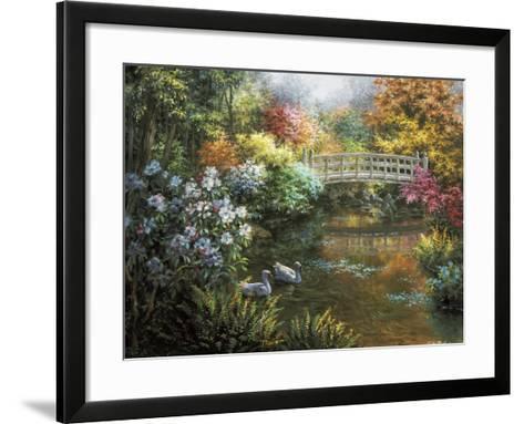 Treasury of Splendor-Nicky Boehme-Framed Art Print