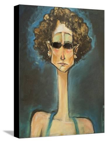 Sunburn-Tim Nyberg-Stretched Canvas Print
