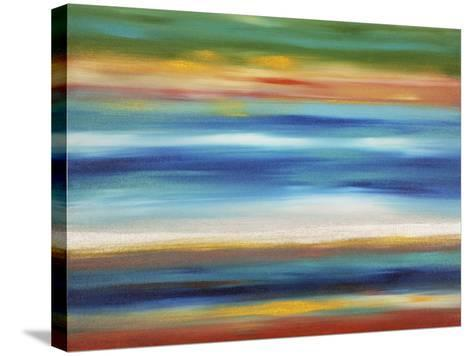 Sunrise IV-Hilary Winfield-Stretched Canvas Print