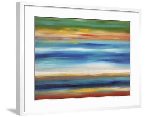 Sunrise IV-Hilary Winfield-Framed Art Print