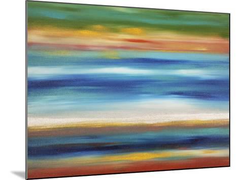 Sunrise IV-Hilary Winfield-Mounted Giclee Print
