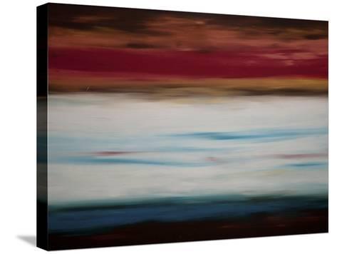 Sunrise V-Hilary Winfield-Stretched Canvas Print