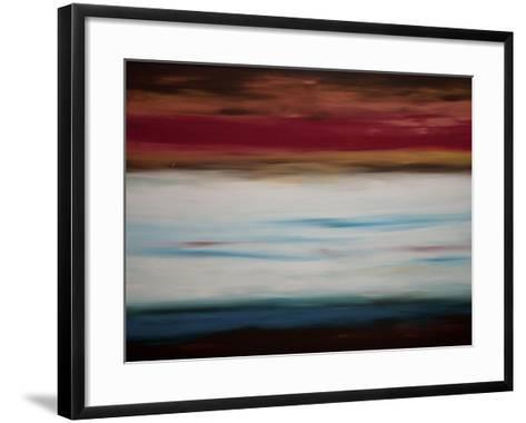 Sunrise V-Hilary Winfield-Framed Art Print