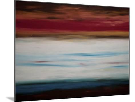 Sunrise V-Hilary Winfield-Mounted Giclee Print