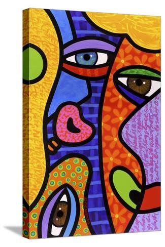 Third Eye Rising-Steven Scott-Stretched Canvas Print